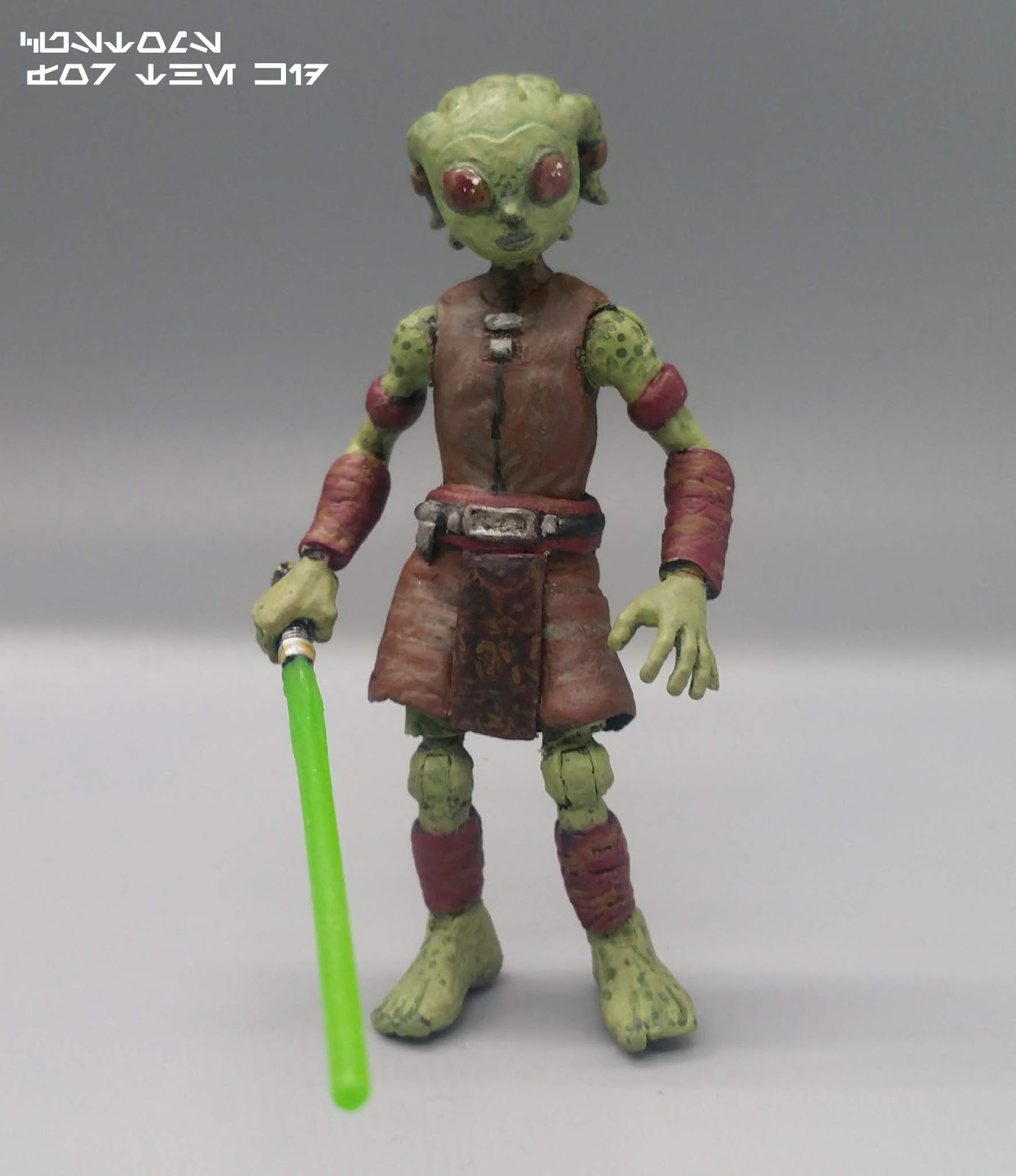Star Wars Customs For The Kid Jedi Younglings Created By Customs For The Kid Part Two The star wars universe is filled with fun and fascinating wookiees. star wars customs for the kid jedi