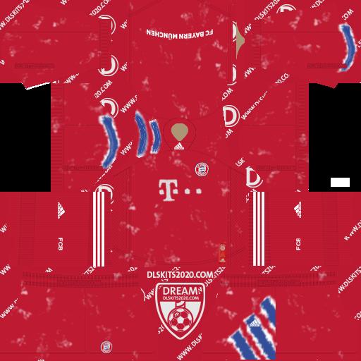FC Bayern Munich kits 2021 For kit dream league soccer 2019 and logo dream league soccer