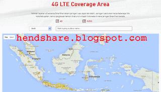 Begini Cara Cek Area Jangkauan jaringan 4G di Indonesia
