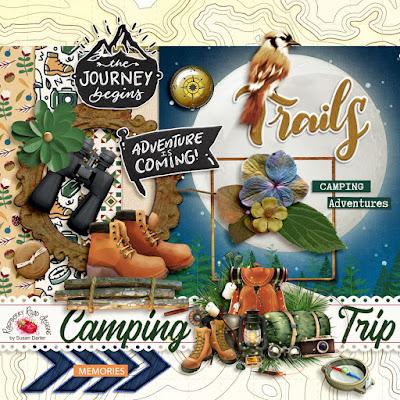 Camping Trip Freebie