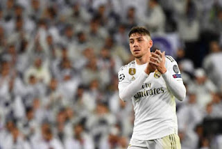 Real Madrid star Fede Valverde sends warning to rivals in the Champions League and La Liga