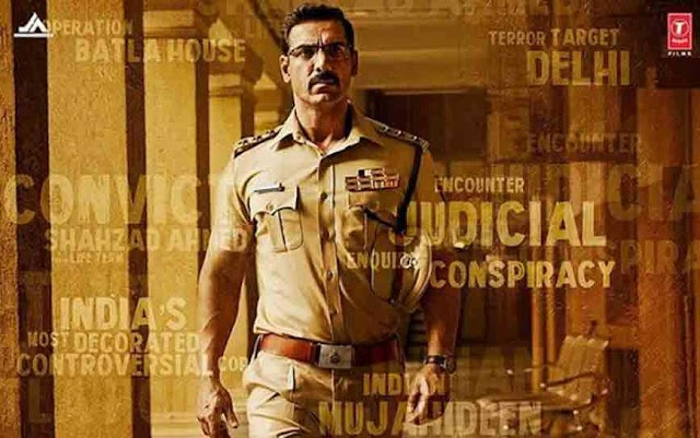 Batla House full movie download link online leaked by TamilRockers and Bolly4u