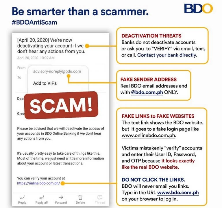 Beware of fake websites! 6 tips to be smarter than a scammer
