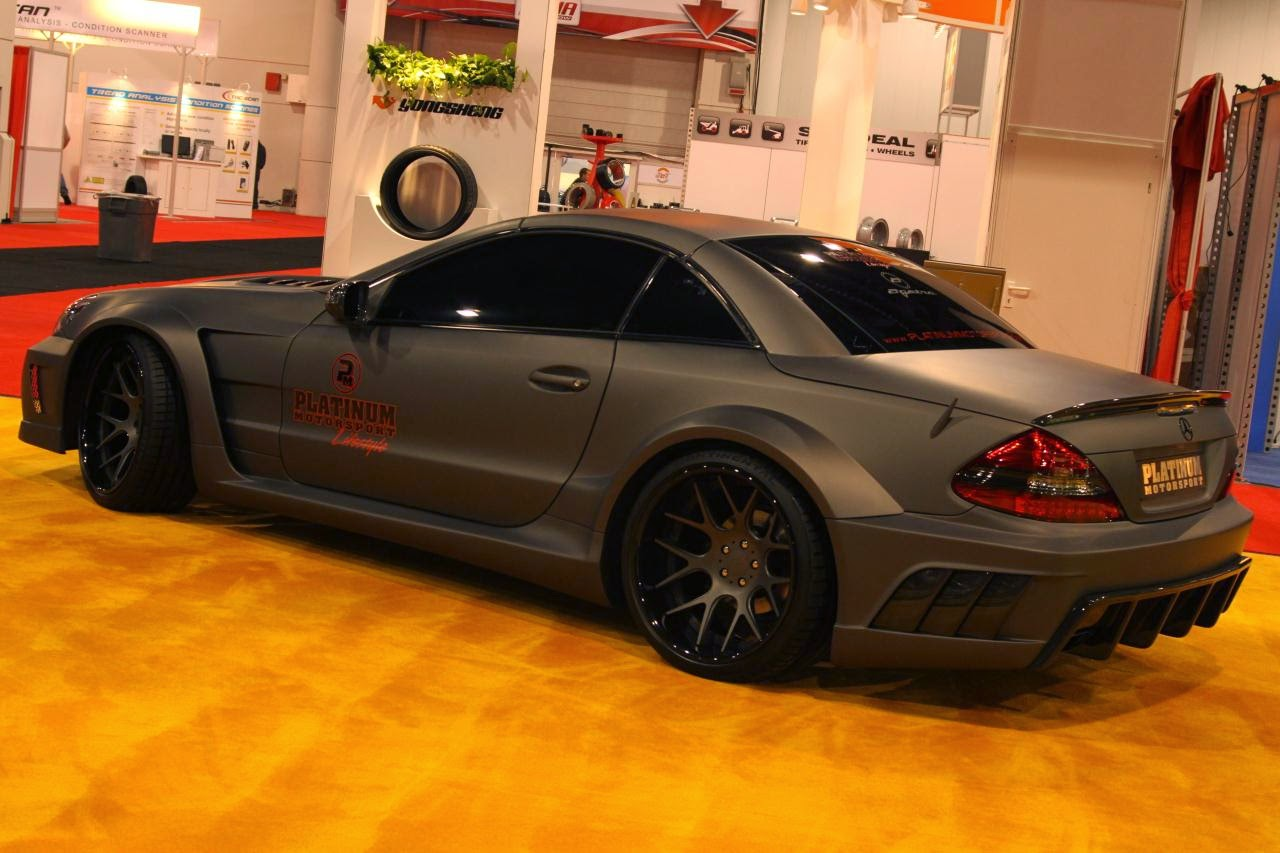 Mercedes-Benz SL65 AMG Black Series by Platinum ...