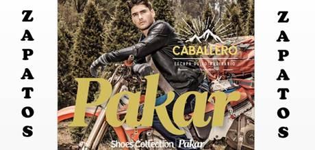 Zapatos Shoes Collection Pakar Caballero OI-2017