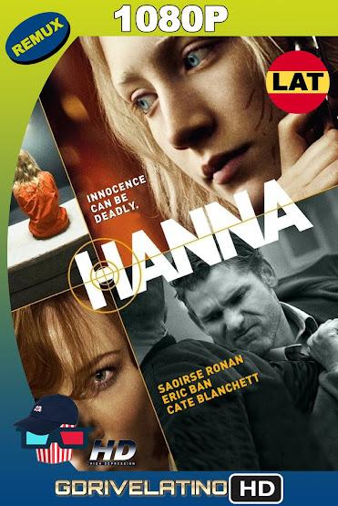Hanna (2011) BDRemux 1080p Latino-Ingles MKV