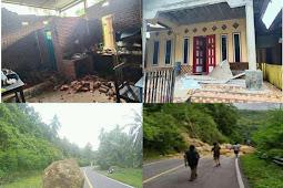 6 Fakta Gempa Majene  di Sulbar Berpotensi Merusak