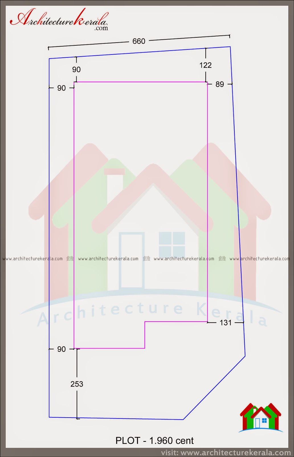 HOUSE IN 3 CENT PLOT  ARCHITECTURE KERALA