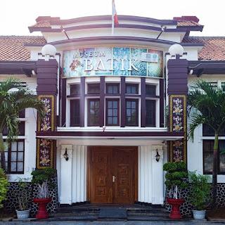 Gambar Museum Batik Pekalongan tampak depan