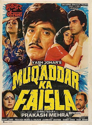 Muqaddar Ka Faisla 1987 Hindi 480p WEBRip 550MB