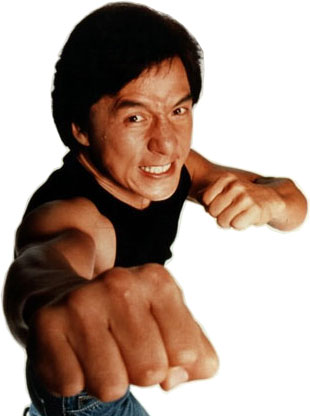 Jackie Chan: Born: 7 April 1954