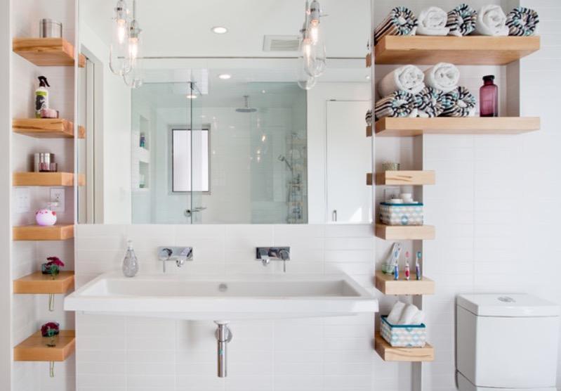 Interiores y 3D: Productos que ahorran espacio en cuartos de baño ...