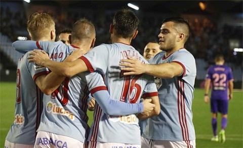 : Celta Vigo là một trong những đội có hàng công mạnh nhất mùa giải năm nay