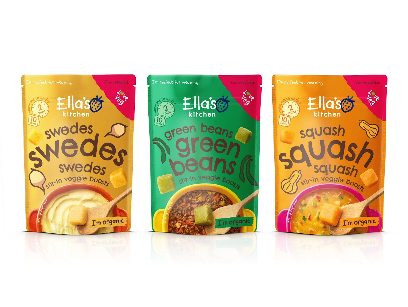Ella S Kitchen On Packaging Of The World Creative Package Design