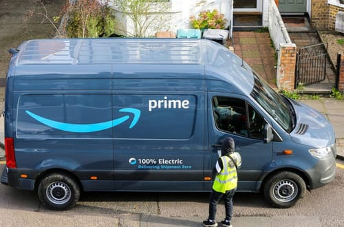 Amazon adds always-on surveillance cameras in delivery cars