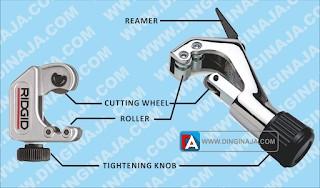 cutter tube (tubing cutter)