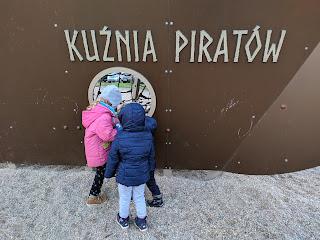 Piracki plac zabaw Wrocław