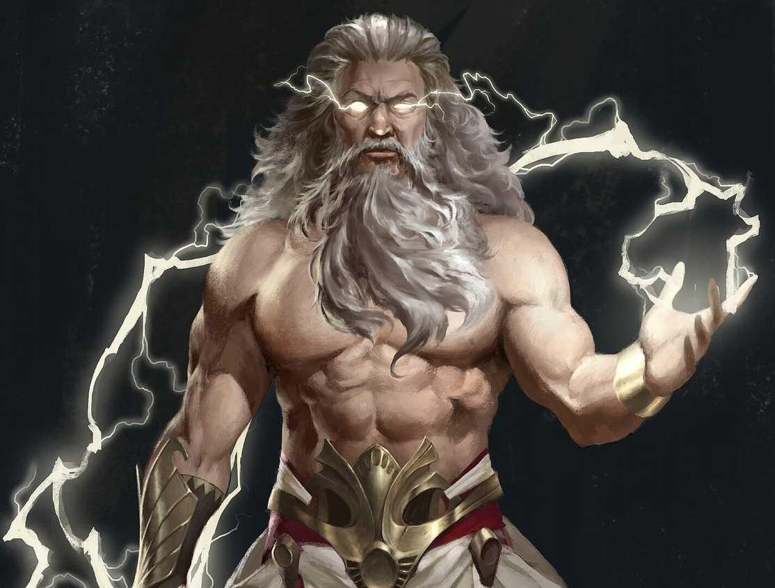 Porque Zeus é Chamado de Deus da Chuva?