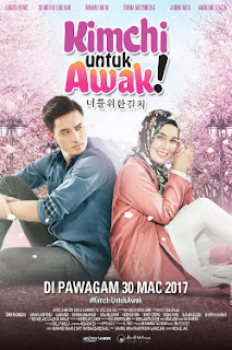 Kimchi Untuk Awak (2017) HDTV 720p