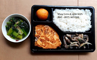 Mua khay nhựa đựng cơm dùng 1 lần ở đâu tại TP.HCM
