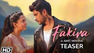 फकीरा Fakira Lyrics In Hindi - Amit Mishra   B Praak