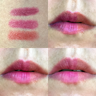 Revlon Balm Stain Swatches: Crush, Smitten, & Romantic // Crappy Candle