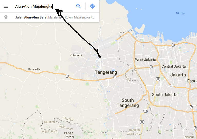 Cara Embed Google Map Dalam Posting Blogger
