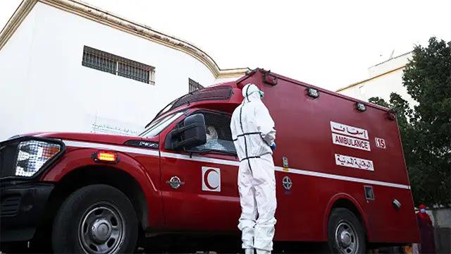 وزارة الصحة:  تسجيل 6020 حالة إصابة جديدة و 100 حالة وفاة بفيروس كورونا