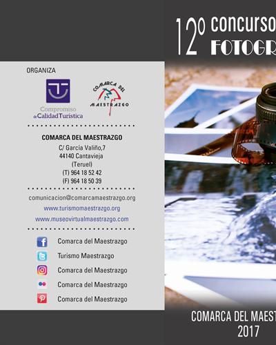 12º Concurso de Fotografía Comarca del Maestrazgo