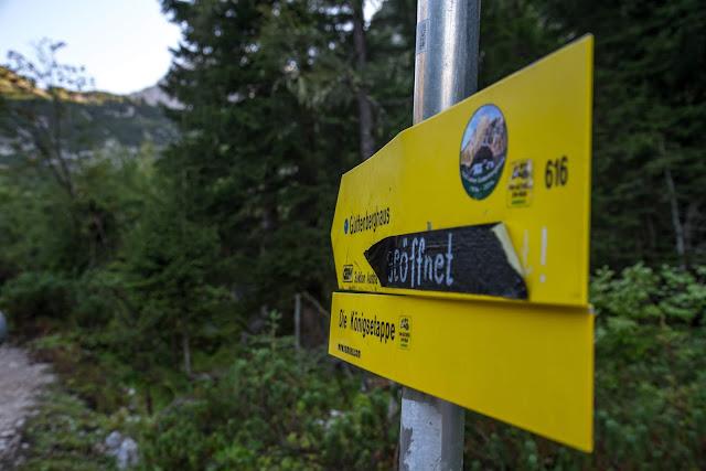 Königsetappe – Austria-Sinabell-Klettersteig und Silberkarsee  Wandern in Ramsau am Dachstein 03