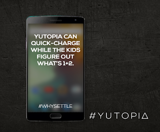 YU Yutopia Qucik Charge