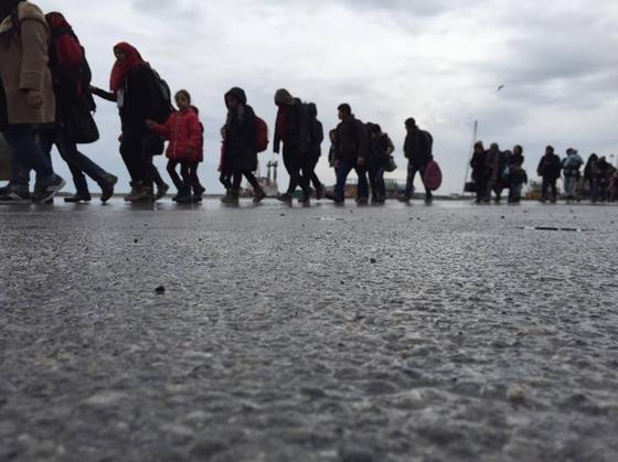 Όχι κατά του μετανάστη αλλά κατά της μετανάστευσης