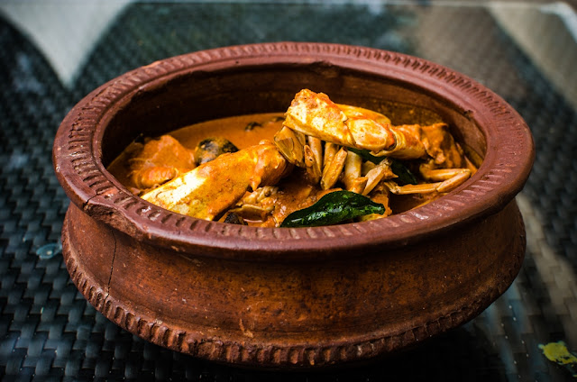 Goan Crab Curry@ JW Kitchen | The JW Marriott Hotel | Bangalore