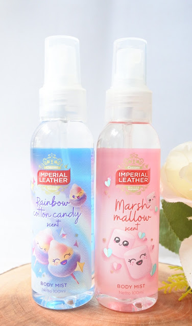 Imperial Leather Body Mist Rainbow Cotton Candy