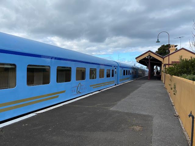 Bellarine Railway, Queenscliff Q Train