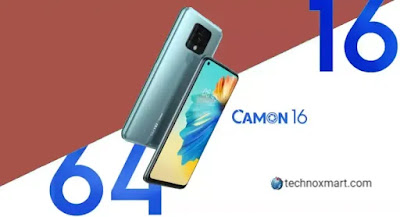 Tecno Camon 16 Is Said To Launch On 10 October In India, 64-Megapixel Camera Also Suggested