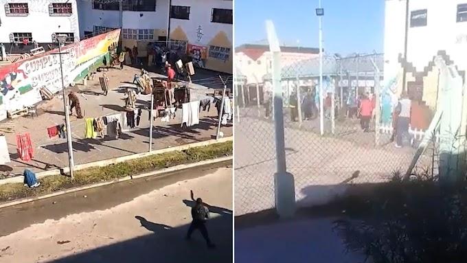 Violento enfrentamiento entre presos en una cárcel de Florencio Varela