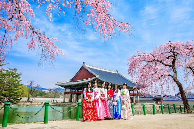 Xin visa du lịch Hàn Quốc