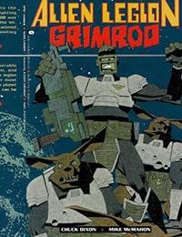 Alien Legion: Jugger Grimrod