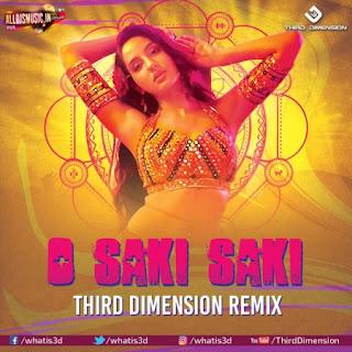 O Saki Saki (Remix) - Third Dimension [NewDjsWorld.Com]