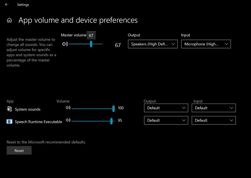 Microsoft will remove classic Windows 10 volume control