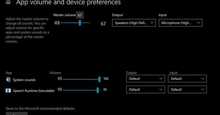 Microsoft will remove classic Windows 10 volume control - TechSter