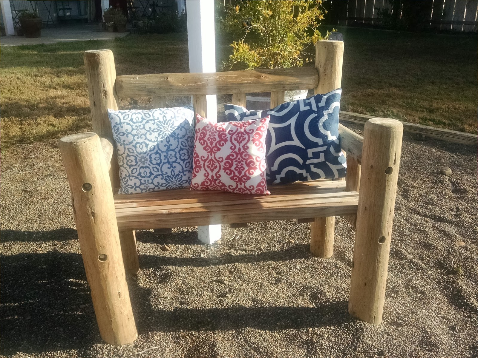 Swell Living A Cottage Life From Log Bunk Bed To Rustic Garden Ncnpc Chair Design For Home Ncnpcorg