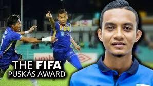 Undi Faiz Subri Top 3 FIFA Puskas Award 2016