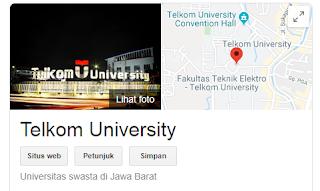 Peluang masuk snmptn Universitas Telkom 2020/2021 {SNMPTN Universitas Telkom}