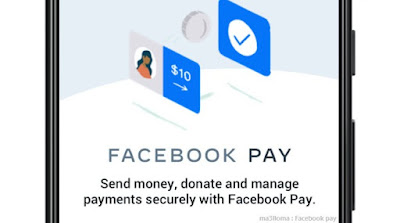 رسميا فيسبوك تطلق خدمة Facebook Pay