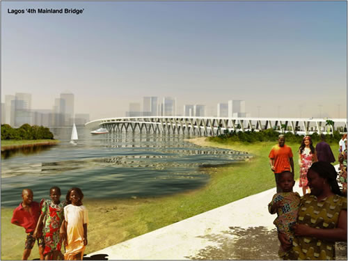 lagos fourth mainland bridge