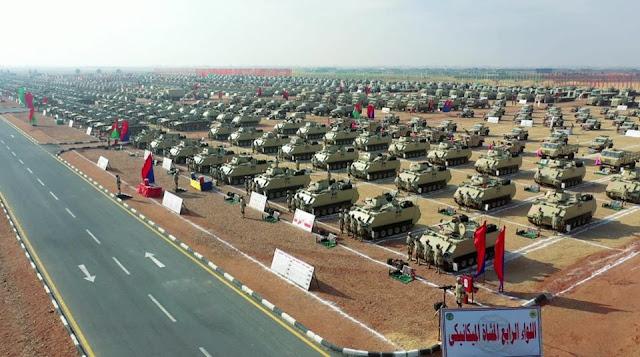 """المناورة """"قادر 2020"""".. تعرف علي اخر النشاطات للقوات المسلحة المصرية"""