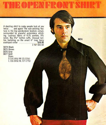 The Open-Front Shirt