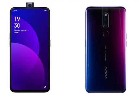 Latest Mobilephone OPPO F11 PRO  | A one of a affectionate POP UP Selfie Camera